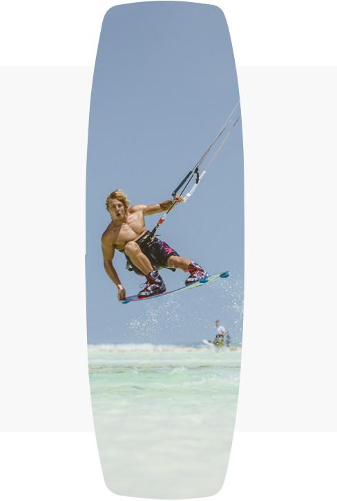 Kurs kitesurfingu dla zaawansowanych - IKO III